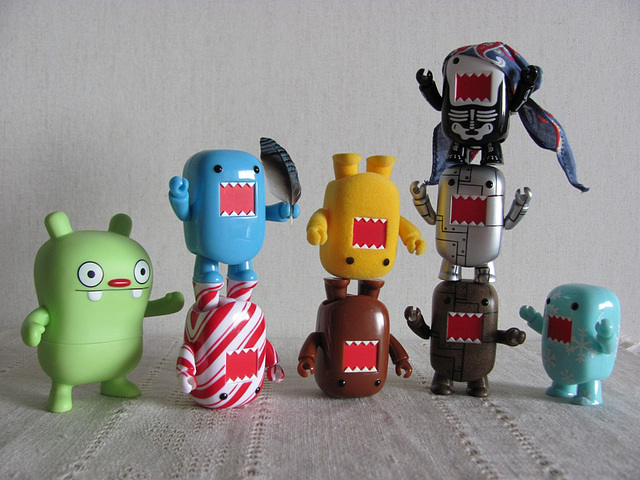 Stack-a-domo