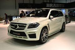 Dubai 2013 – Dubai International Motor Show – Mercedes-Benz Brabus B50