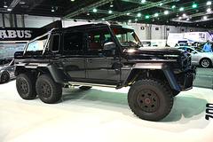 Dubai 2013 – Dubai International Motor Show – Mercedes-Benz Brabus B63S 700 6x6