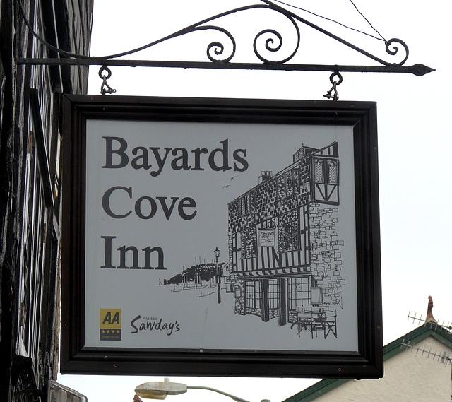 'Bayards Cove Inn'