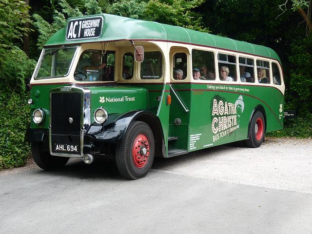 Greenway's Vintage Leyland Bus