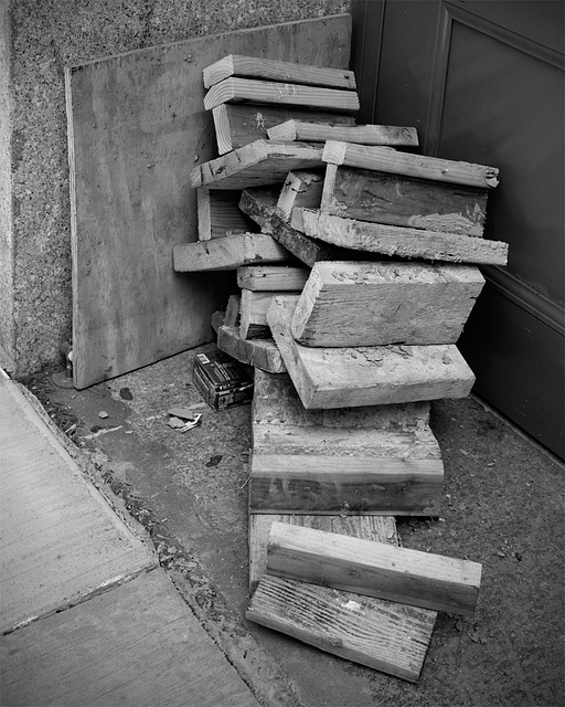 Wood Forms for Concrete