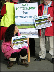 Save Port Meadow from Oxford University