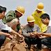 paleontologoj en Chinio