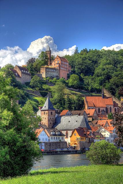 Hirschhorn am Neckar (345°)