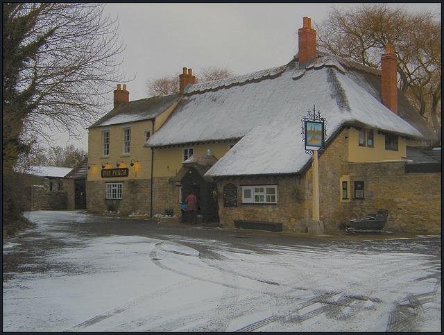 The Perch in winter