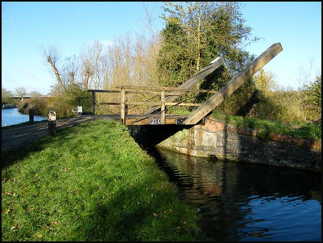 Perry's Lift Bridge 234