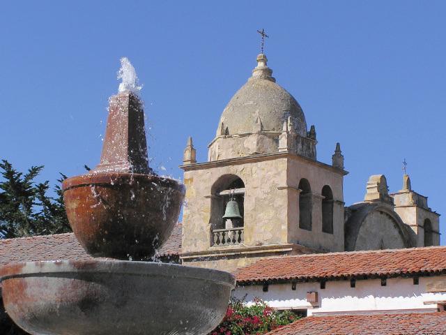 Carmel Mission (pa281827)