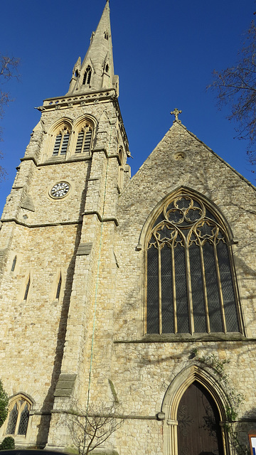 st.saviour, pimlico, london
