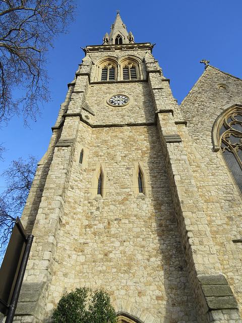 st.saviour, pimlico, london