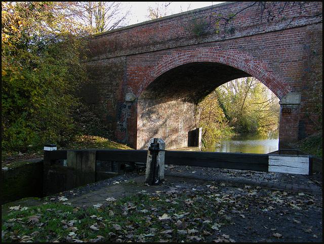 Wolvercote Bridge 235