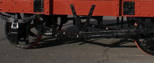 BR DB - brakes renewed