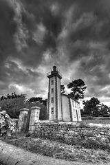 Sainte-marine, le phare