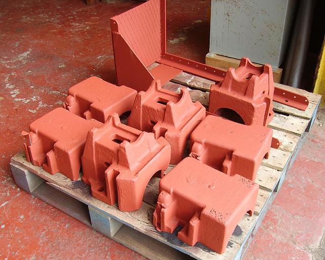 BR DB - axle box primer