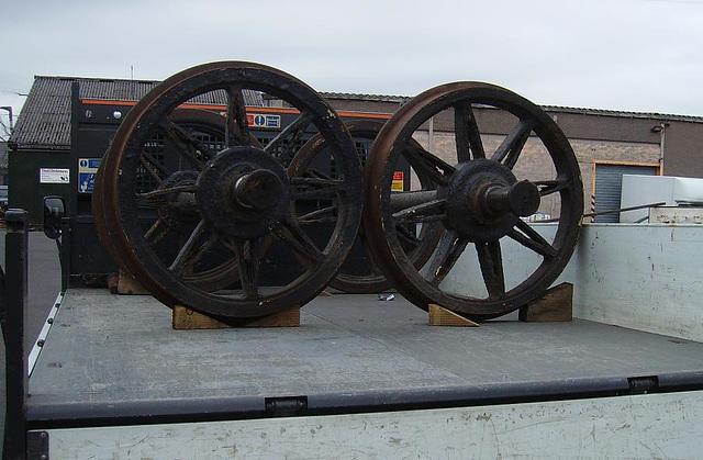 BR DB - wheels away