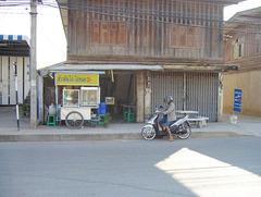 Roadside fast food