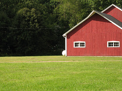 Red Barn, Sugarloaf