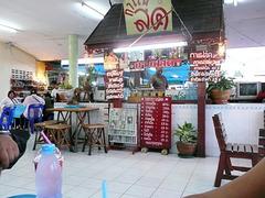 Coffee stall