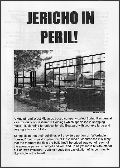 Jericho in Peril (1 of 6)
