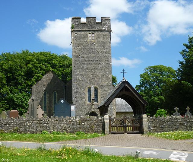 St. Fagans Church