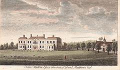 Felix Hall, Essex (ruin)