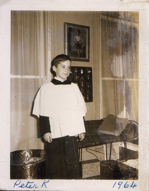 Peter The Choirboy