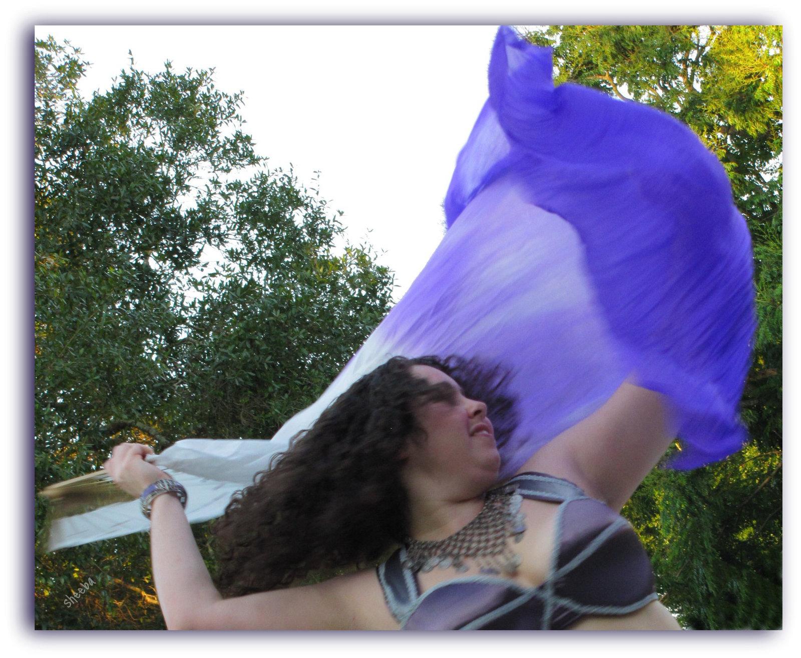 Purple ..