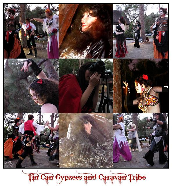 Tin Can Gypzees & Caravan Tribe ..