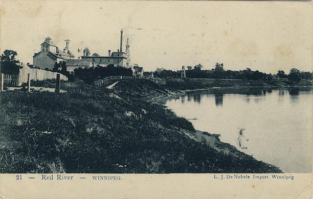 Red River - Winnipeg