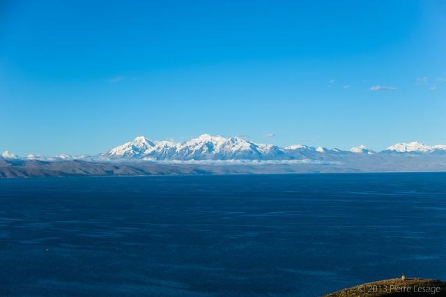 Isla Del Sol - Lago de Titicaca - Bolivia