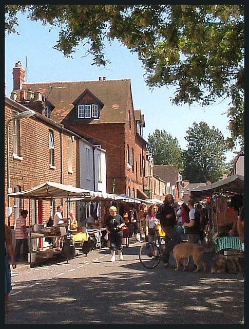 Jericho Street Fair 2006