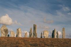Hebrides: Callanish Stones