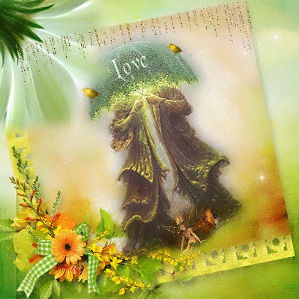 l'amour c'est ce qui rassemblera les coeurs,