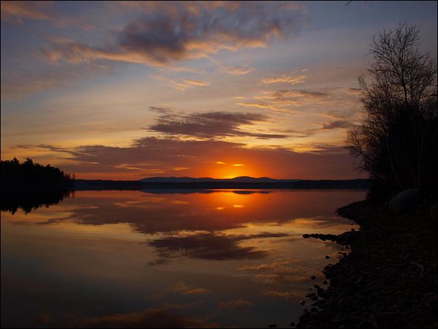 sunset # 10