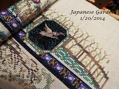Japanese Garden 1/19/14