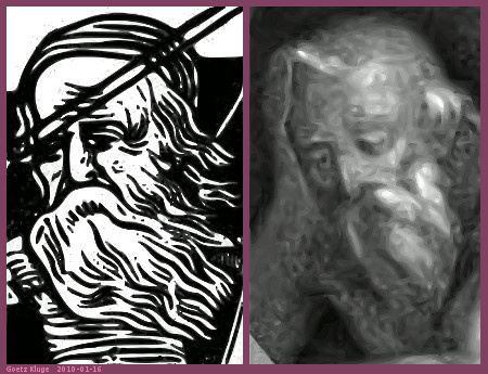 The Bellman and Father Time