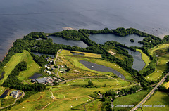 Loch Lomond Golf Course - Aerial