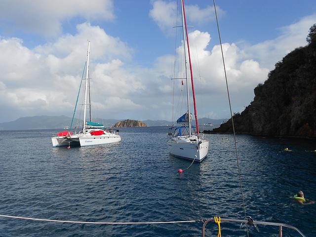 Caribe-Islas Virgenes