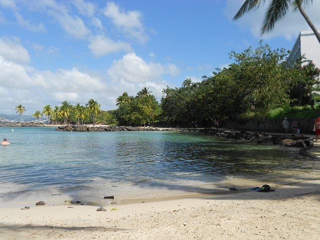 Martinica-3 Îlets - la Pointe du Bout