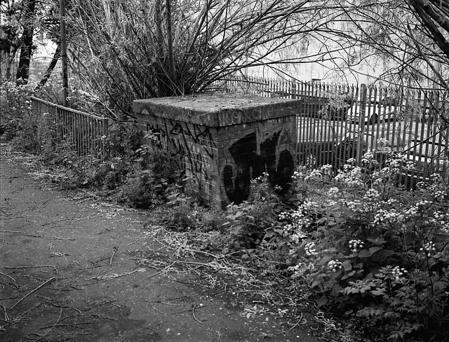 Substation nr Garret Lane.