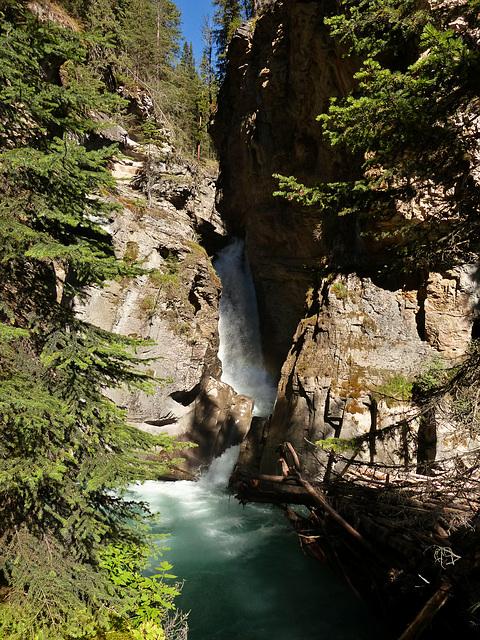 Lower Falls, Johnston Canyon, Kananaskis