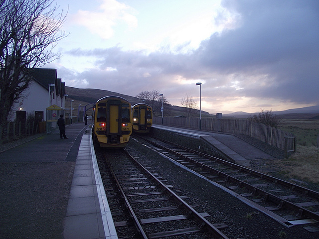 158711 at Achnasheen