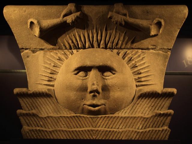 Mormon Sun Stone (p6203439)