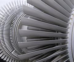 Turbienenschaufel / turbine