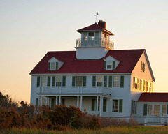 Old Coast Guard Station, Provincetown, Cape Cod