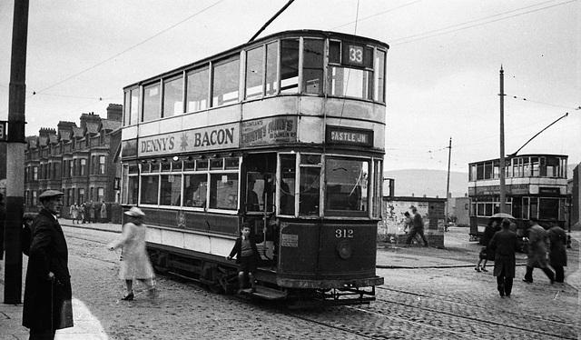 Belfast, 1940s?