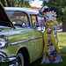 Betty Boop at the Medford Cruise Show 'n' Shine