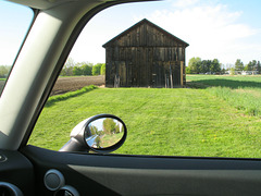 My Evening Commute - Hadley Barn