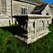 whitcombe church , dorset