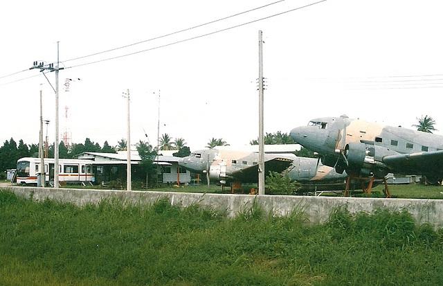 Thai scrapyard
